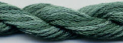Dinky Dyes Silk Thread - S-096 Christmas Pines - Pre-Order