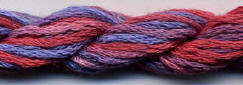 Dinky Dyes Silk Thread - S-099 Rosella - Pre-Order