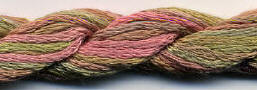 Dinky Dyes Silk Thread - S-100 Lilly Pilly - Pre-Order
