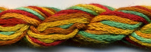 Dinky Dyes Silk Thread - S-127 Parrot Fish - Pre-Order