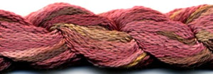 Dinky Dyes Silk Thread - S-145 Cherry Ripe - Pre-Order