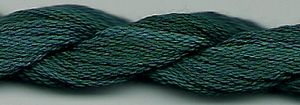 Dinky Dyes Silk Thread - S-194 Jungle Green - Pre-Order