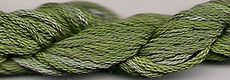 Dinky Dyes Silk Thread - S-196 Camo Green - Pre-Order