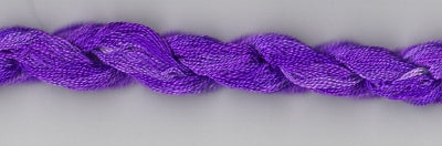 Dinky Dyes Silk Thread - S-255 Purple Pansy - Pre-Order