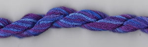 Dinky Dyes Silk Thread - S-256 Midnight Rendezvous - Pre-Order