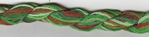 Dinky Dyes Silk Thread - S-262 Irish Forests - Pre-Order