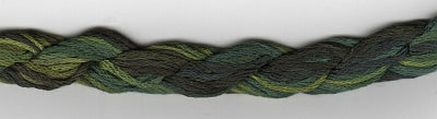 Dinky Dyes Silk Thread - S-263 Irish Meadows - Pre-Order
