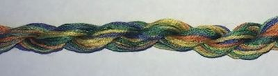 Dinky Dyes Silk Thread - S-276 Bird of Paradise - Pre-Order