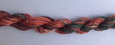 Dinky Dyes Silk Thread - S-286 Harvest *NEW COLOUR* - Pre-Order
