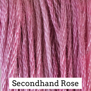 Classic Colorworks Stranded Cotton - Secondhand Rose