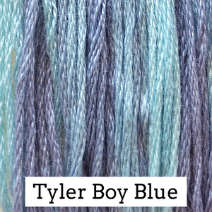 Classic Colorworks Stranded Cotton - Tyler Boy Blue