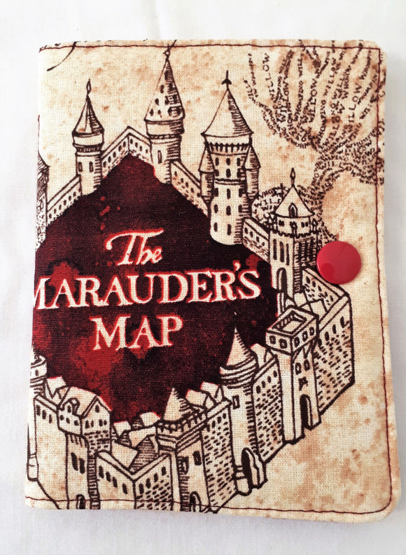 HP Maurders Map - Needle book