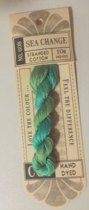 Cottage Garden Threads - 608 Sea Change Stranded Cotton
