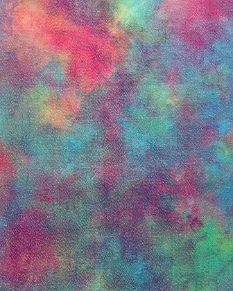 Fiberlicious Hand dyed Fabric - 32 count Opalescent Linen - Starburst - Debart Designs Embroidery