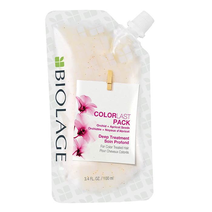 Biolage ColorLast Deep Treatment Hair Mask for Color-Treated Hair 100ml