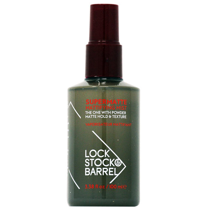 Lock Stock & Barrel Supermatte Mattifying Mist 100ml
