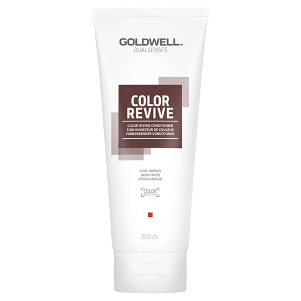 Goldwell Color Revive Color Giving Conditioner 200ml - Cool Brown