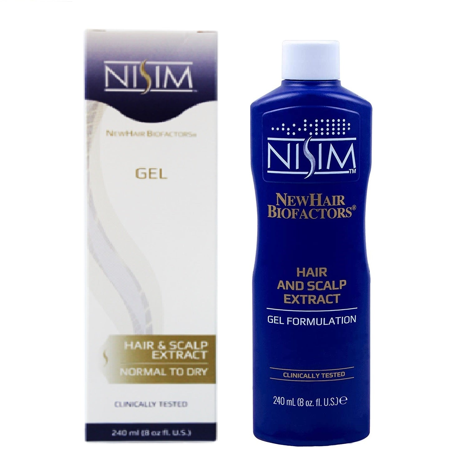 Nisim Hair & Scalp Extract - Gel - 240ml