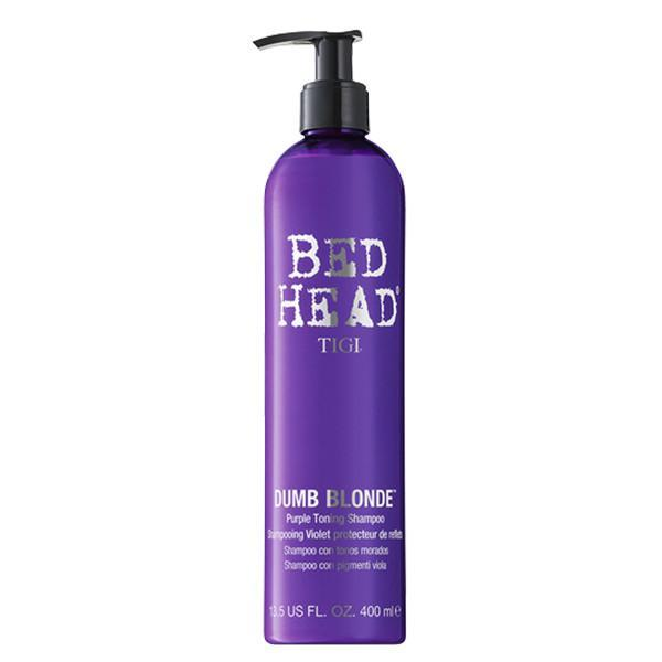 TIGI - Bed Head - Dumb Blonde Purple Toning Shampoo 400ml