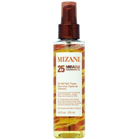 Mizani 25 Miracle Nourishing Oil 122ml