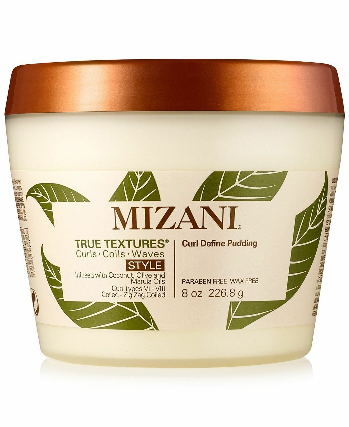 Mizani True Texture Curl Define Pudding 226.8g