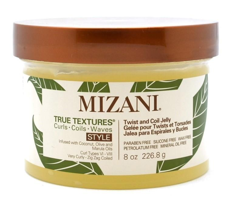 Mizani True Texture Twist & Coil Jelly 226g