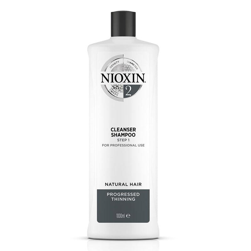 Nioxin System 2 Cleanser 1000ml