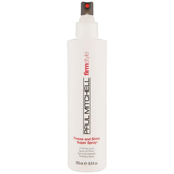 Paul Mitchell Freeze and Shine Super Spray 250ml