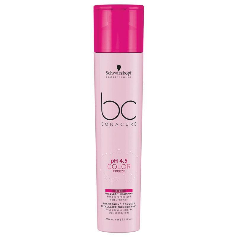 Schwarzkopf BC Bonacure Colour Freeze Rich Shampoo 250ml