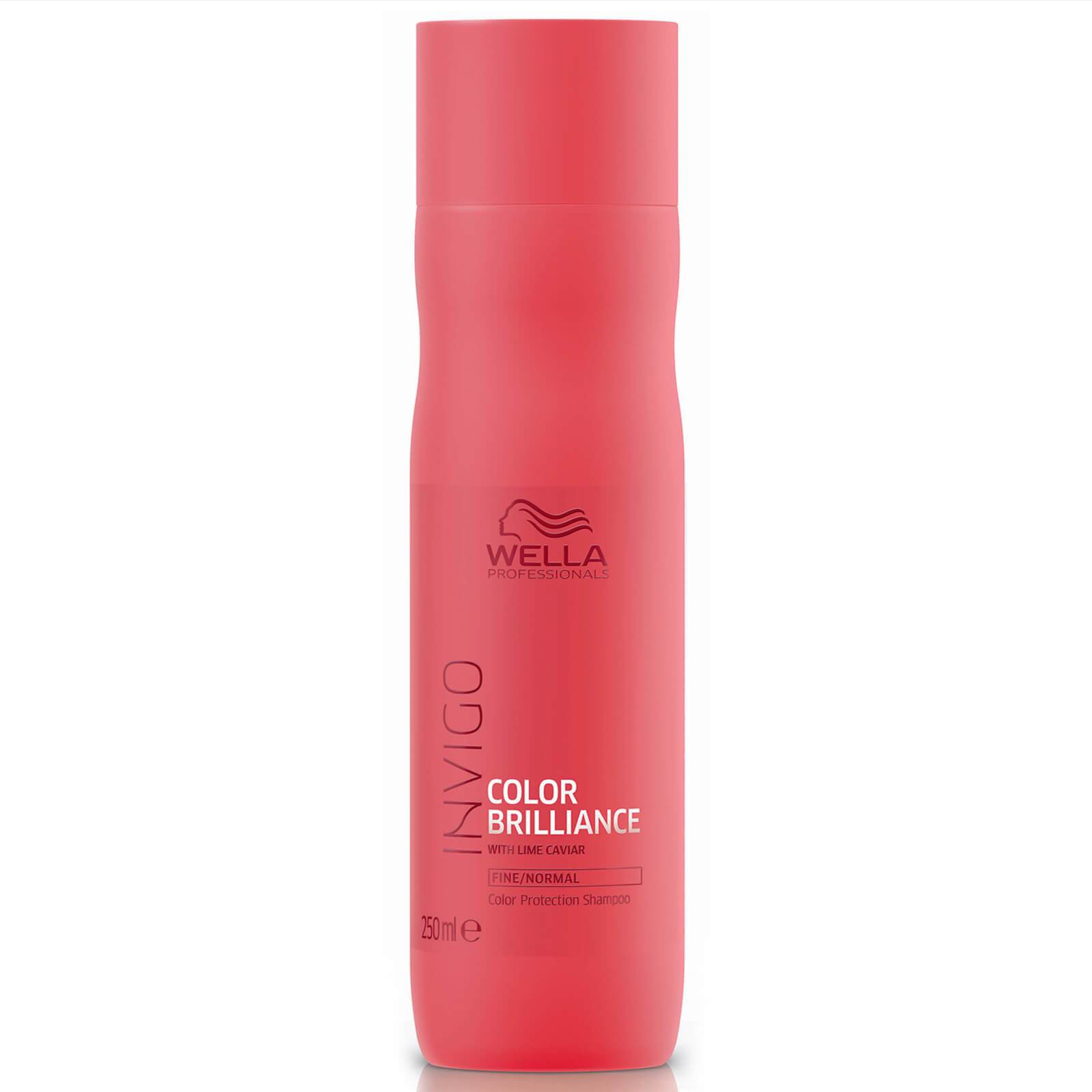 Wella Invigo Color Brilliance Shampoo for Fine Hair 250ml