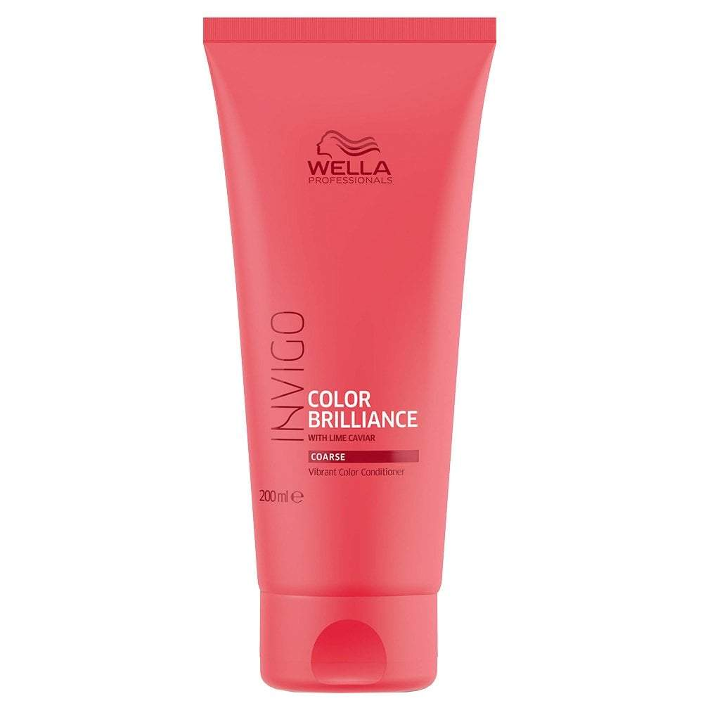 Wella Invigo Vibrant Color Conditioner For Coarse Hair 200ml