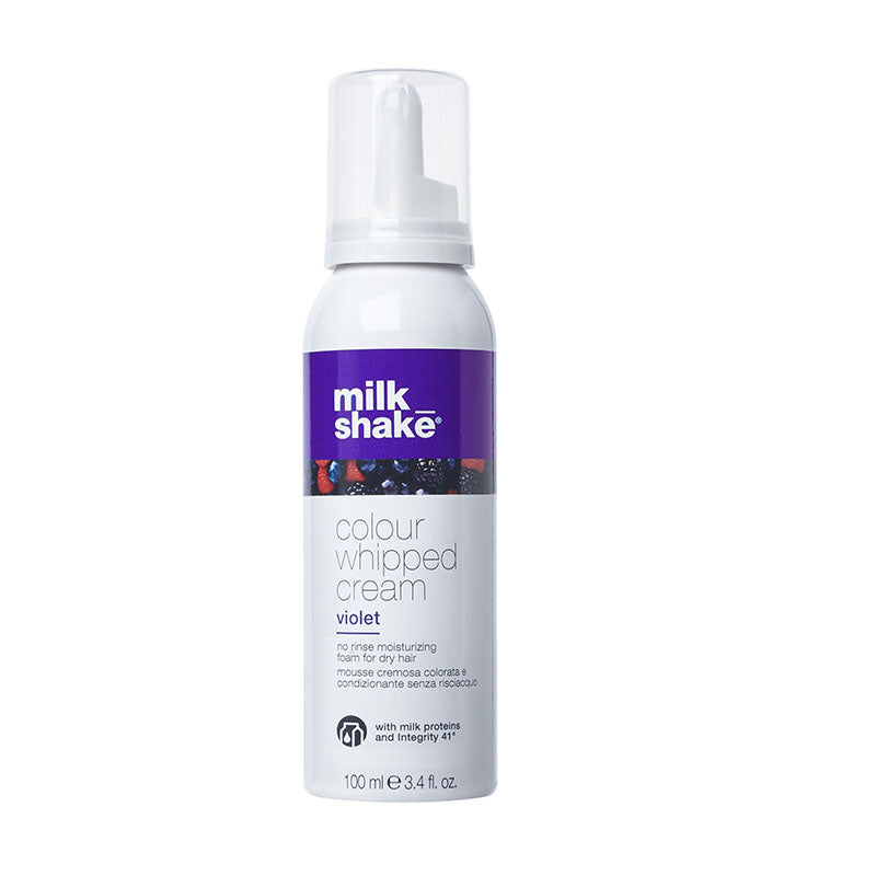 Milkshake Colour Whipped Cream Violet 100ml