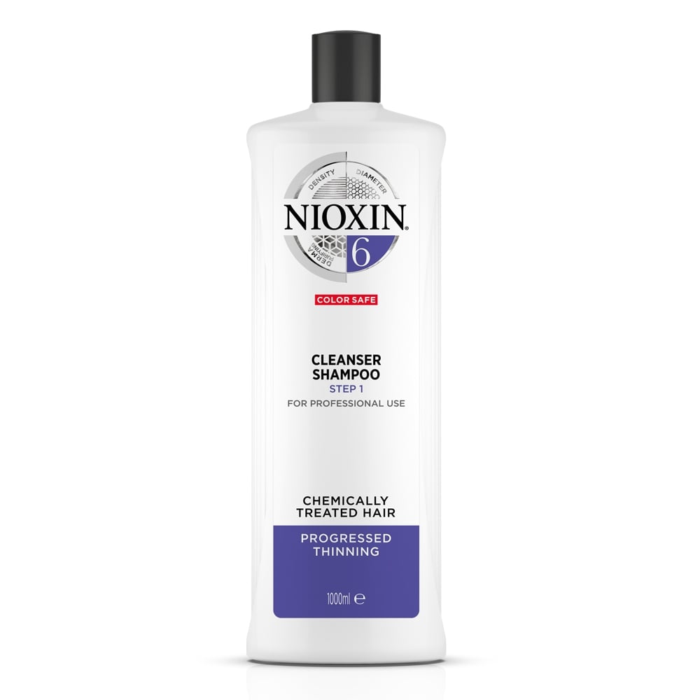 Nioxin System 6 Cleanser 1000ml