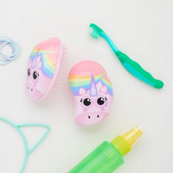 Tangle Teezer Mini Detangling Brush - Rainbow Unicorn