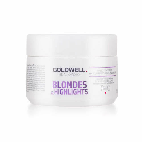 Goldwell Dualsenses Blondes and Highlights 60 Second Treatment 200ml
