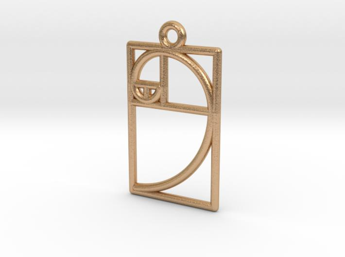 Golden Ratio Necklace (Metal)