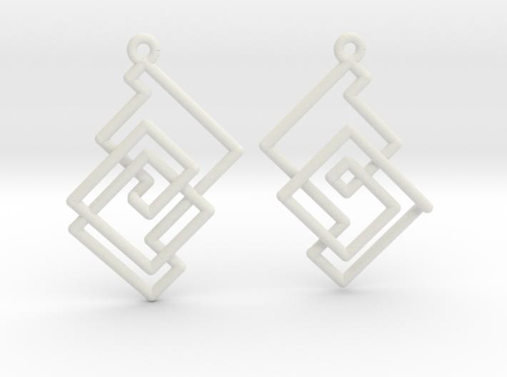 Cobweb Earrings (Nylon)