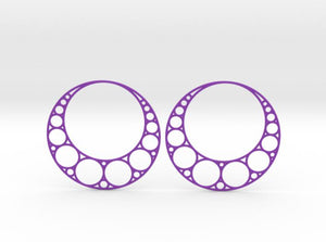 Apollonian Earrings (Nylon)