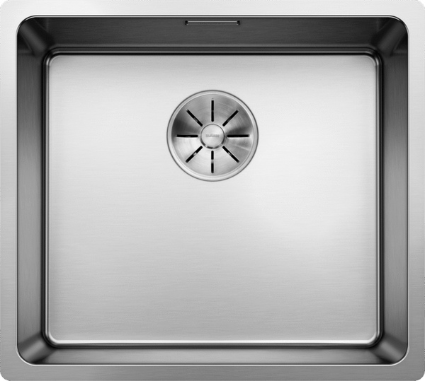 Blanco Andano 450-U - 522964 Stainless Steel Undermount Kitchen Sink with InFino remote controlled drain system