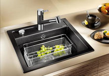 Load image into Gallery viewer, Blanco Dalago 5 InFino Drain SILGRANIT® PuraDur® In Set kitchen sink 10 colours