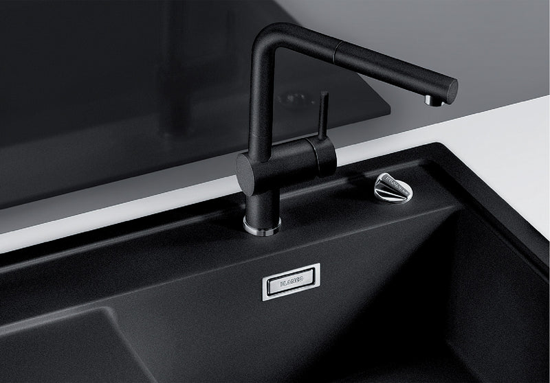BLANCO LINUS-S PULL-OUT ALUMETALIC 516689 Kitchen Tap