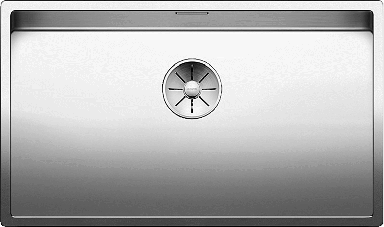 Blanco CLARON 700-U  - 521581 Stainless Steel Undermount Kitchen Sink with InFino Drain system