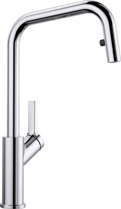 BLANCO JURENA-S - 520765 Chrome Pull-Out Kitchen Tap