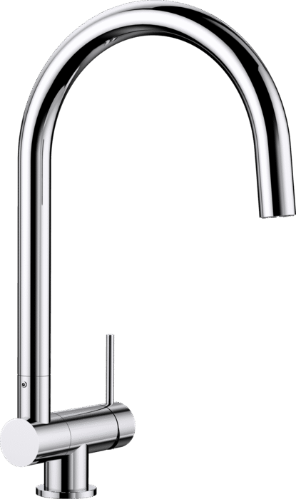 BLANCO CORESSA-F - 521543 Chrome Kitchen Tap- Lever right