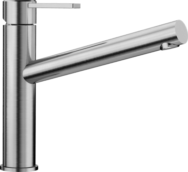 BLANCO AMBIS - 523118 Brushed Stainless steel Kitchen Tap