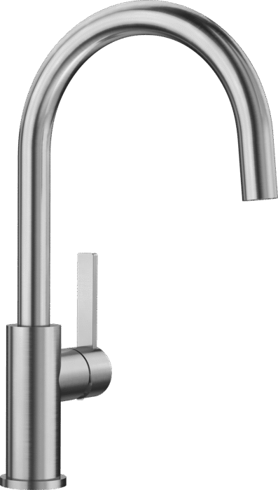 BLANCO CANDOR - 523120 Brushed Stainless steel Kitchen Tap