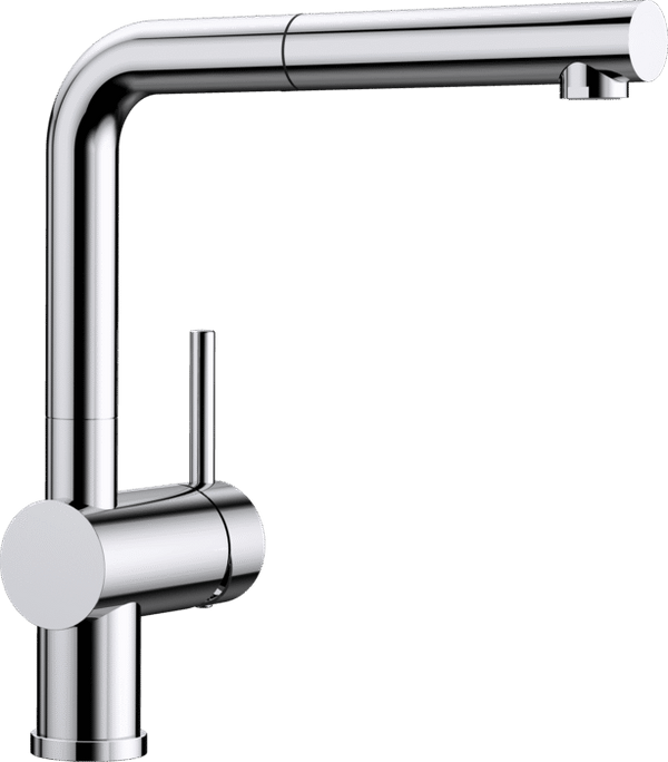 BLANCO LINUS-S PULL-OUT CHROME 512402 Kitchen Tap