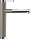 BLANCO LINEE-S 518446 Tartufo Silgranit Pull-Out Single lever High pressure tap