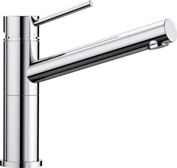 BLANCO ALTA Compact - 515120 Chrome Kitchen Tap