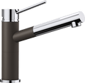 BLANCO ALTA-S COMPACT 515334 Coffee SILGRANIT-LOOK Kitchen Tap